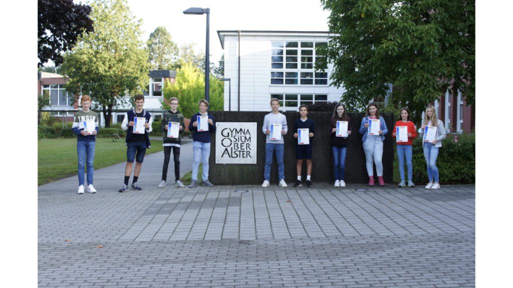 Home Gymnasium Oberalster